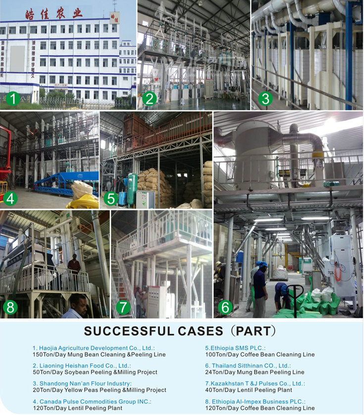 Pulse Processing Line